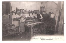 Rambouillet   (78 - Yvelines)  La Ruche - Le Patis - L'Atelier De Menuiserie - Rambouillet