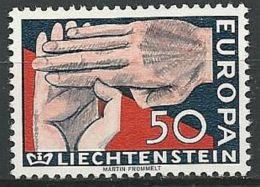 LIECHTENSTEIN 1962 Mi-Nr. 418 ** MNH - CEPT - Europa-CEPT