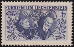 Liechtenstein    .    Yvert     .     86        .   (*)    .      Kein  Gummi     .  /     .    No  Gum - Liechtenstein