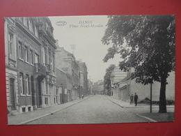 Dison :Place Neuf-Moulin (D40) - Dison