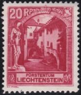 Liechtenstein    .    Yvert     .     97       .       *         .     Ungebraucht Mit Gummi  Und Falz - Liechtenstein