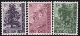 Liechtenstein    .    Yvert     .       319/321     .      *    .     Ungebraucht Mit Gummi  Und Falz - Liechtenstein