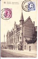 COURTRAI, KORTRIJK:  Théâtre Communal. Stadsschouwburg.+ R.E.C.P.15771/A - Kortrijk