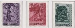 Liechtenstein    .    Yvert     .     339/341        .      *    .     Ungebraucht Mit Gummi  Und Falz - Liechtenstein