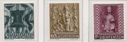 Liechtenstein    .    Yvert     .     350/352        .      *    .     Ungebraucht Mit Gummi  Und Falz - Liechtenstein