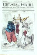 PETIT JOURNAL Du RIRE-1863-429-GRIPP-MARCELIN-BELIN-LADREYS-GREVIN - 1850 - 1899
