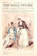 PETIT JOURNAL Du RIRE-1863-437-RANDON-GREVIN - 1850 - 1899