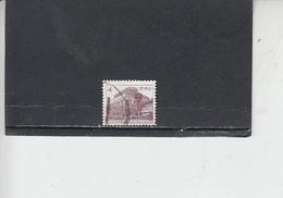 IRLANDA  1983 -  Unificato 494° - Serie Corrente - Giardino Botanico - 1949-... Repubblica D'Irlanda