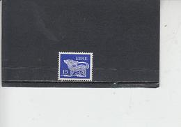 IRLANDA  1980 -  Unificato  422° -  Animale Simbolico - 1949-... Repubblica D'Irlanda