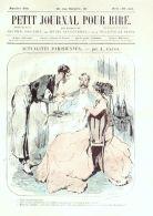PETIT JOURNAL Du RIRE-1866-600-GREVIN-BERTALL-ROSSIGNON - 1850 - 1899