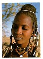 Burkina Faso En Pays Liptako Près De Tin Agadel Noble Beauté D' Une Jeune Femme Warawara - Burkina Faso