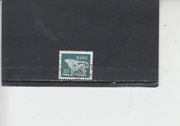 IRLANDA  1981 -  Unificato 442°-  Animale Simbolico - 1949-... Repubblica D'Irlanda