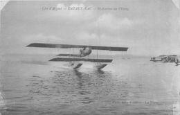 33 CAZAUX LAC  Hydravion   2scans - France
