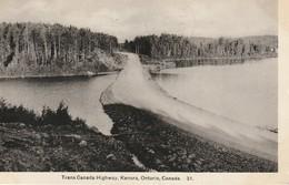 Trans-Canada Highway, Kenora, Ontario - Ontario