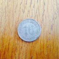 10 Pfennig 1907 A - Germany - [ 2] 1871-1918 : Imperio Alemán