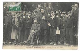 Grève De Graulhet (Tarn) - Comité Ouvrier De La Grève ( Avec Personnages) - Graulhet