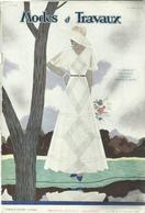 Modes Et Travaux, 1 Aout 1932, No.303 + Supplement - Fashion