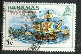 Bahamas 1980 1c Columbus Issue #464 - Bahamas (1973-...)