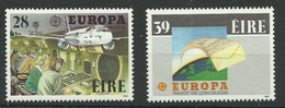Irland 650/651 ** - 1949-... Republic Of Ireland