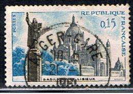 3F 121 // Y&T 1268  // 1960 - France