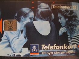 Télécarte De Suede - Schweden