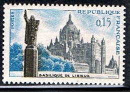 3F 122 // Y&T 1268  // 1960 - France
