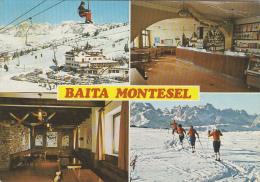 Italie - Baita Montesel - Albergo Ristorante - Ski De Fond - Trento