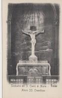 Italie - Torino - Santuario Del S. Cuore Di Maria - Altare SS. Crocefisso - Editor Biancotti - Églises