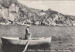 """Italie - Palinuro - Marina Sud - Grotta """"Buon Dormire"""" - Grotte - Barque Pêche - Salerno"""