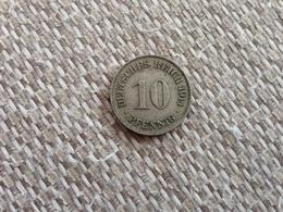 10 Pfennig 1914 J  - Germany - [ 2] 1871-1918 : Imperio Alemán