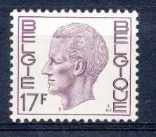 [151360] **/Mnh-N° 1755P5, 17F Type Elstrom, Papier Polyvalent, SNC - 1970-1980 Elström
