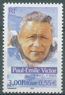 France, Paul-Emile Victor, French Explorer Of The Pôles, 2000, MNH VF - Frankrijk