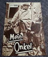 "Altes NFP-Filmprogramm - JACQUES TATI In ""Mein Onkel"" Mit Jean Pierre Zola, Alain Becourt ... - 181445 - Magazines"