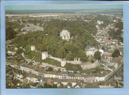 Dreux (28) La Chapelle Royale Saint-Louis Entourée De Remparts 2 Scans - Dreux