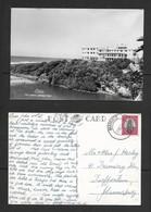 S.Africa, The Lagoon, Uvongo, Natal, Used, 1d, MARGATE 20 DEC 52 > Johannesburg - Afrique Du Sud