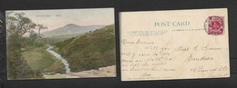 S.Africa, Umsindusi River, Natal, Used, 1d, NEWCASTLE NATAL NO 26 07 C.d.s. > Newcastle Natal. - South Africa