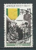 A.O.F. 1952 . N° 46 . Oblitéré . - Oblitérés