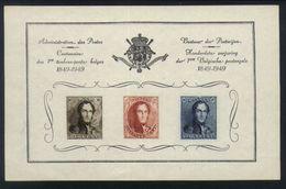 A21 - Belgium - 1949 - OBP E53 - Bepitec - King Leopold I - Belgien
