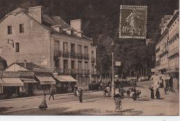 HTES PYRENEES-Cauterets-Place Georges Clémenceau - 9 - Cauterets