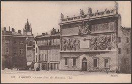 Ancien Hôtel Des Monnaies, Avignon, Vaucluse, C.1920s - Lévy Et Neurdein CPA LL181 - Avignon