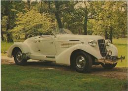 Auburn 851 Supercharged 1935 - Passenger Cars