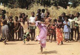 Gambia - Village Scene - Gambia
