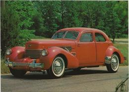 Cord Beverly 1937 - Passenger Cars