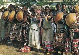 Gambia - Fula Musicians - Gambia