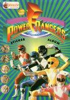 B 2110 -  Album Figurine, Power Rangers - Altre Collezioni