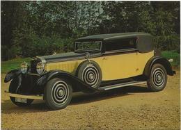 Hispano Suiza 1928 - Passenger Cars