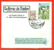 Belgium 1990. Parcel Post From The Brochure. - Belgium