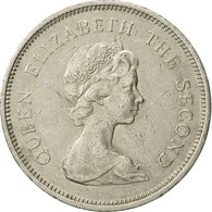 Monnaie, Hong Kong, Elizabeth II, Dollar, 1980, TTB, Copper-nickel, KM:43 - Hong Kong