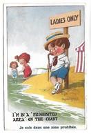 Je Suis Dans Une Zone Prohibée... - Illustrateur Donald Mc GILL - Mc Gill, Donald