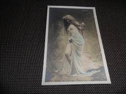 Femme ( 976 )  Vrouw   Artiste  Artiest Phryné  Seins Nus  Nu  Naakt  Femme érotique - Artiesten